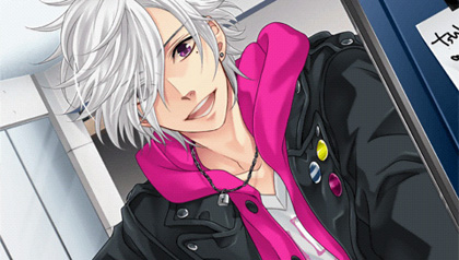 brothers conflict passion pink tsubaki love colored sky