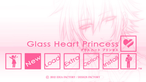 Glass Heart Princess